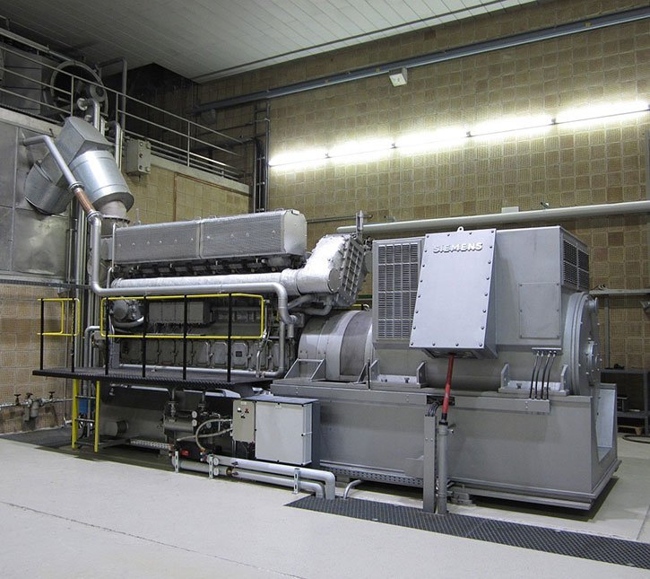 emergency power commercial generators