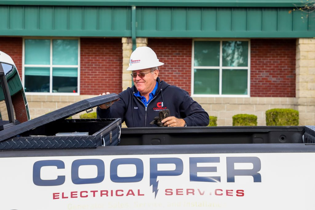 Robert Sessions Cooper Electrical Services